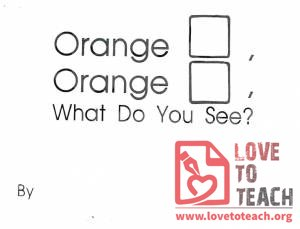 Orange Square Book