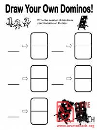 Draw Your Own Domino