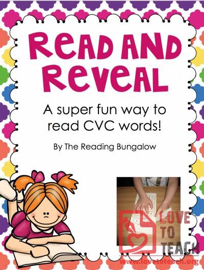 Read and Reveal CVC Activity