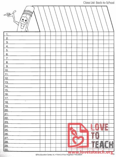 Browse All Lovetoteach Org Free Printable Worksheets