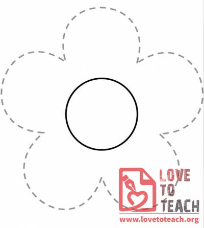 Images Of Flower Pictures To Trace Spacehero
