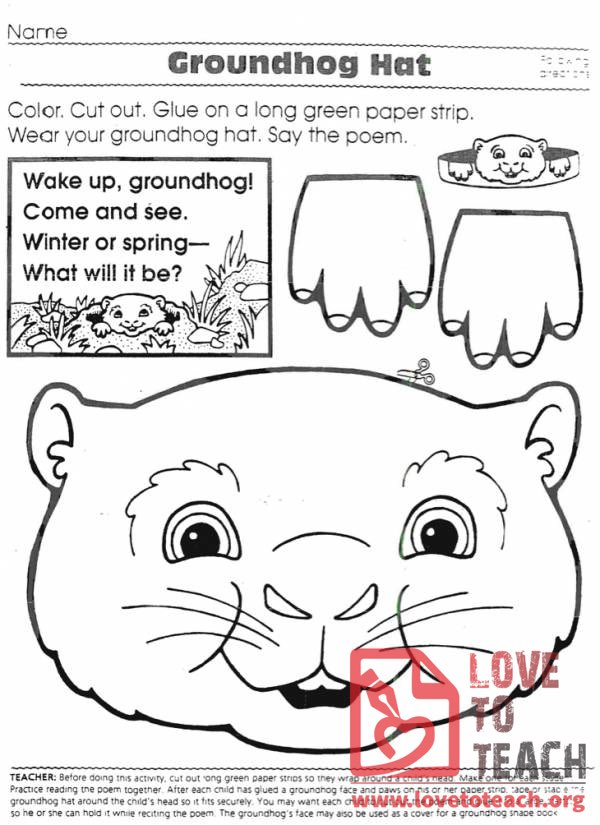 Writing skills for preschoolers worksheet