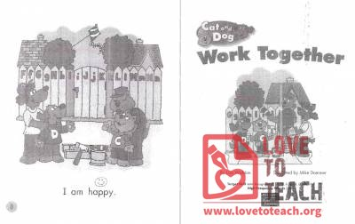 Work Together Book