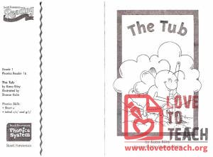 The Tub Book