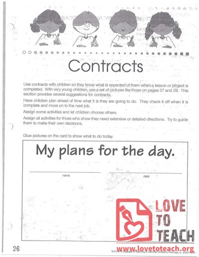 Transitions - Contracts