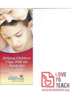 Helping Children Cope With The Death Of A Loved One