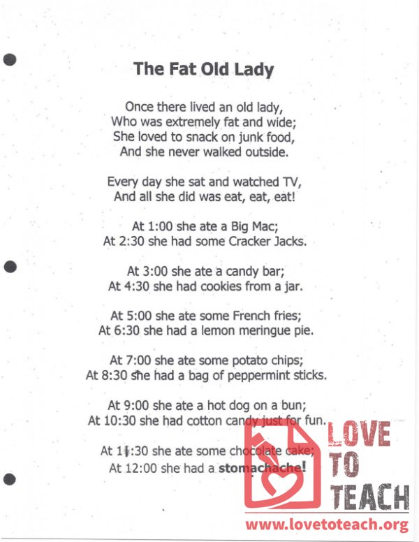 The Fat Old Lady