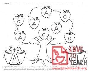 Aa Apple Tree