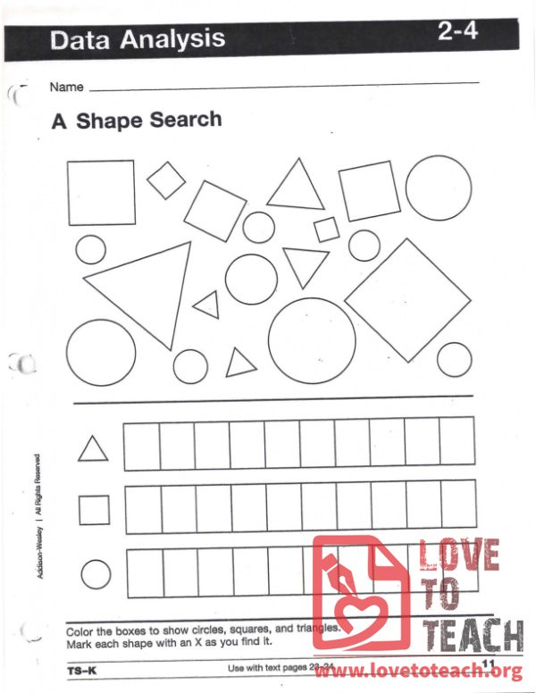 A Shape Search