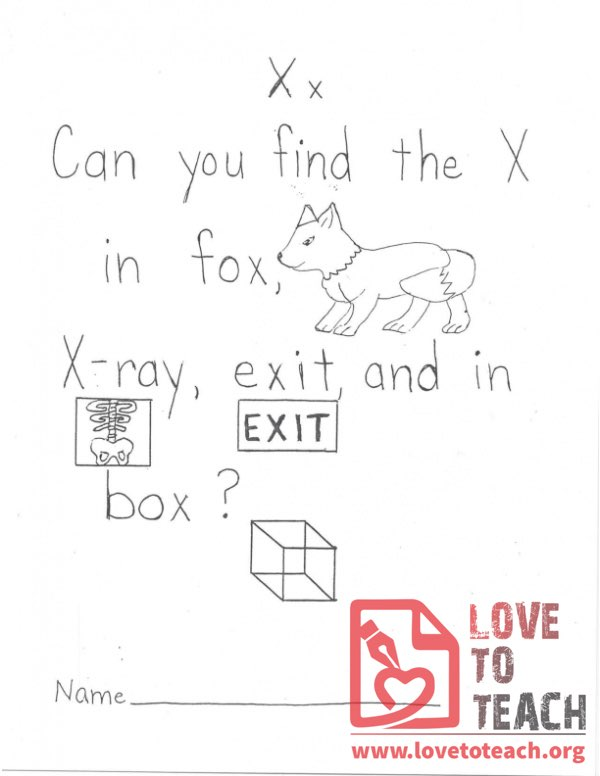Find the X