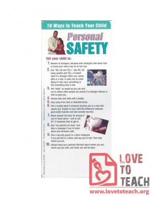 10 Ways To Teach Your Child Personal Safety