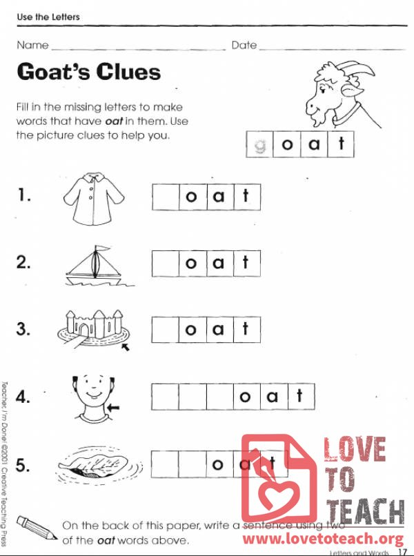 words using letters use the letters worksheets lovetoteach org 803