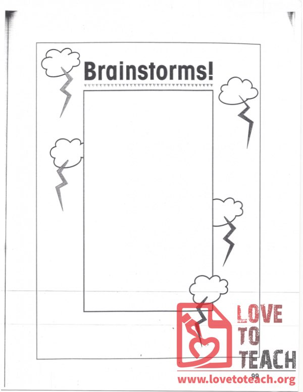 Brainstorms!