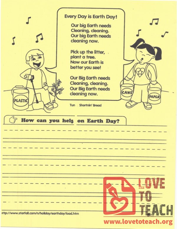 How Can You Help on Earth Day?
