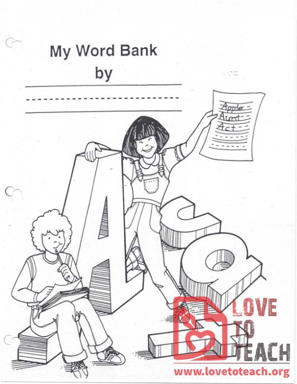 My Word Bank