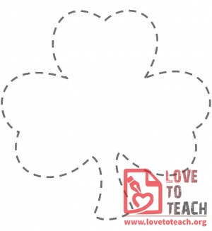Clover Tracing