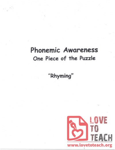 phonemic awareness essay Phonological awareness is not only correlated with learning to read, but research indicates a stronger statement is trues: phonemic awareness appears to play a casual role in reading acquisition stanovich 1993-94, explains that phonemic awareness is a foundational ability underlying the learning of spelling correspondences.