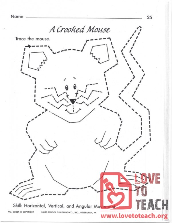 A Crooked Mouse