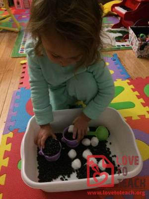 Hot Chocolate Pretend Play Box