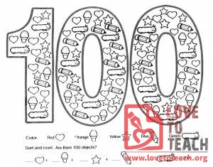 Picture Search 100 Objects