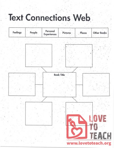 Text Connections Web
