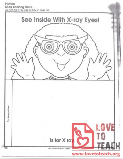 See Inside With X-ray Eyes